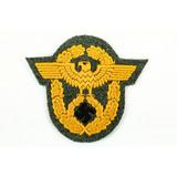 WWII German Police Shoulder Patch