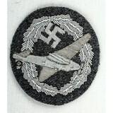 WWII NSFK Pilot's Badge