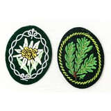 Lot of 2 German Patches