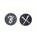 WWII German Luftwaffe Patches (2)