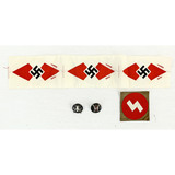 WWII German Hitler Youth Insignia