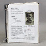 SS Major Walter Reder Correspondence