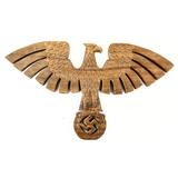 Large Hand Carved German Eagle