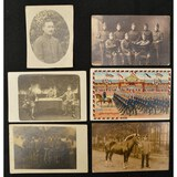 Lot of 6 WWI German Postcards