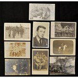 Lot of 9 German WWI/WWII Postcards