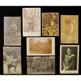Lot of 8 WWI German Postcards