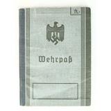 WWII German Wehrpass