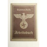WWII German Paybook