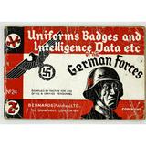 WWII German Uniform Identification Booklet
