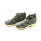 WWII German Concentration Camp Shoes