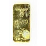 German Reichsbank Gold Bar Replica