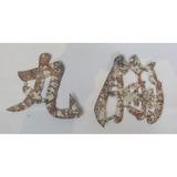 Japanese Metal Kanji Characters (2)