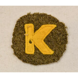WWII Japanese Patch