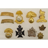Lot of Canadian Military Badges