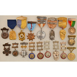 Lot of 18 Misc. Shooting Awards