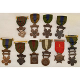 Lot of 10 Misc. Shooting Awards