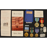 WWII/Korea Colonel Alfred Collins Grouping