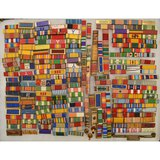 Lot of Military Ribbons & Ribbon Bars