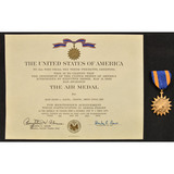 Vietnam US Army Air Medal Grouping