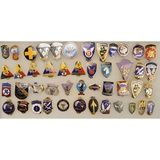 Lot of US Military Airborne Pins