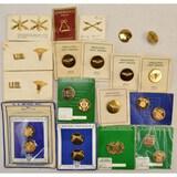 Lot of US Uniform Insignia