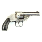 H&R .32 S&W Hammerless Top Break Revolver