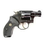 S&W Pre Model 10 Revolver .38 Special