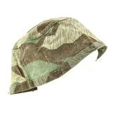 German Paratrooper Camo Helmet Cover