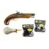 Conn Valley Arms BP Cap & Ball Pistol 45 Caliber