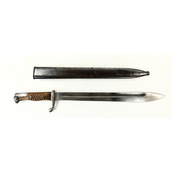 "WWI German ""Butcher"" Bayonet"