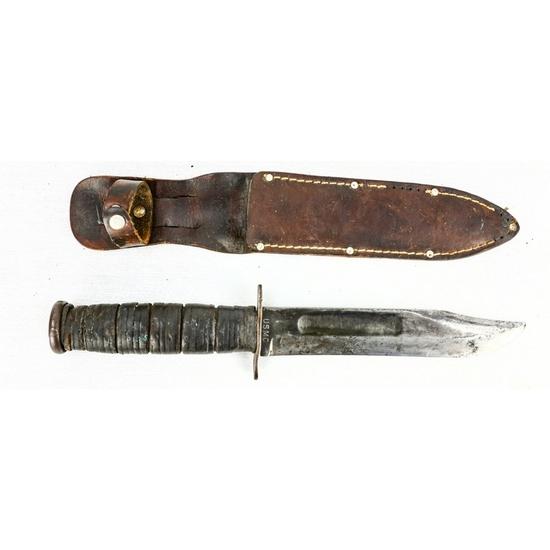USMC KA-BAR Fighting Knife