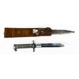 Swedish M1896 Bayonet