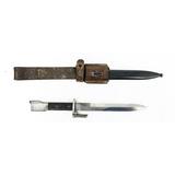 Belgian FAL M1965 Bayonet