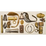 Lot of Sword/Scabbard Parts
