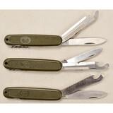 Lot of 3 West German Pocket Knives
