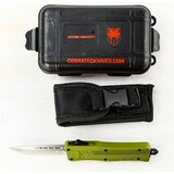 Cobratec Front Opening Switchblade