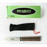 Bradley Cutlery Co. Butterfly Knife