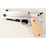 Assisted Opening Gun Knife