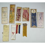 California Ladies of the G.A.R. Ribbons (10)
