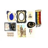 Civil War/GAR Memorabilia Lot