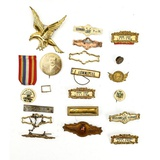 Post Civil War Pins