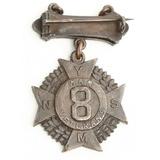 8th New York Militia Veterans Medal