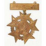 US Volunteer Medal G.A.R.