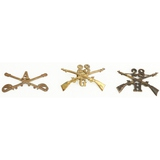Spanish-American Infantry & Cavalry Hat Pins