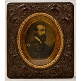 1/6 Plate Union Civil War General George Meade