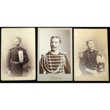 Indian War Cabinet Cards (3)