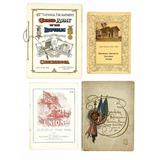 Post Civil War Booklets