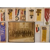 Lot of GAR Encampment Medals