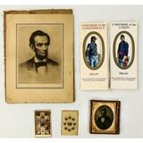 Lot of Civil War Photos