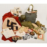 WWII Vet Tank Destroyer Large Grouping